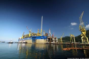 Petrobras Receives $149 Mln from SBM in Leniency Deal
