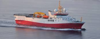 Pic: Shearwater GeoServices