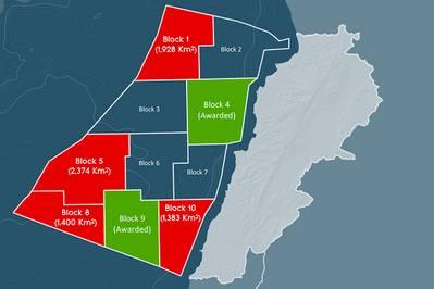 Ανοικτά μπλοκ για τον δεύτερο γύρο αδειοδότησης ανοικτής θαλάσσης σύμφωνα με τη σύσταση της LPA (Εικόνα: LPA)