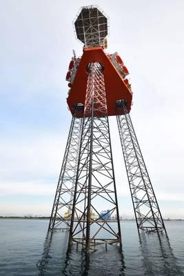 Η νέα γεώτρηση γεώτρησης Borr Drilling, Hermod (Φωτογραφία: Keppel O & M)