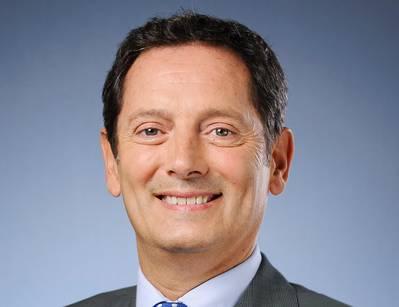Генеральный директор Schlumberger Оливье Ле Пох вступит в должность генерального директора с 1 августа (Фото: Schlumberger)