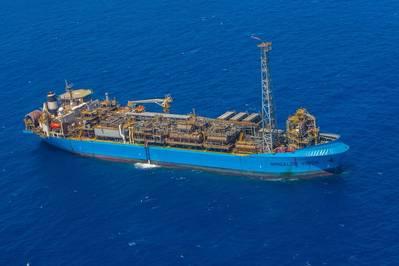 Сантос в январе объявил о первой добыче нефти в рамках проекта по заполнению Ван Гога, ознаменовав завершение программы с двумя скважинами, которая увеличит добычу на месторождении. (Фото: Сантос)