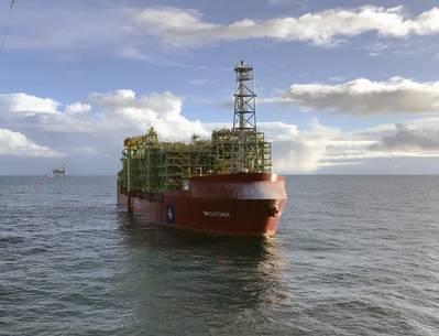 В прошлом году продукция Premier поддерживалась на флагманском месторождении Catcher в Британском Северном море, где она планирует одобрить проект расширения в этом квартале. (Фото: Премьер Ойл)