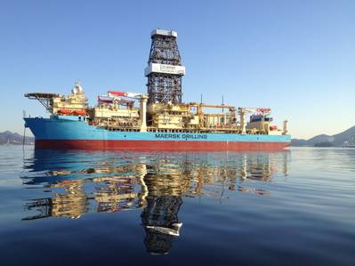मर्सक वोयर्स ड्रिल - इमेज सोर्स: Maersk Drilling