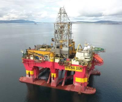 写真:Stena Drilling Limited