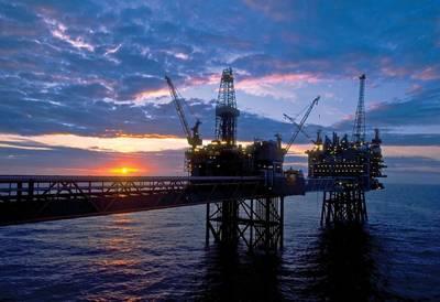 北海。画像:ConocoPhillips