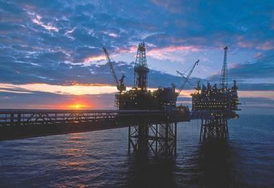 延长寿命:太阳永远不会落在Ekofisk项目上。 (照片:康菲石油公司)