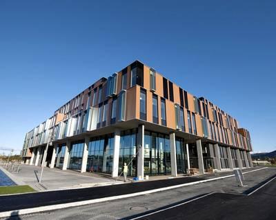 成長プラットフォーム:スタヴァンゲルにあるWintershall Norge本社(写真:Wintershall)