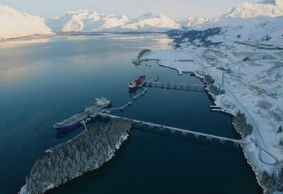 极地冒险-valdez alaska照片由ConocoPhillips提供