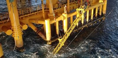 灰色の領域:OceanTech VATクレジットを使用したスプラッシュゾーン操作:OceanTech
