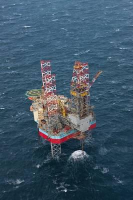 画像:Maersk掘削