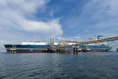 (ファイル写真:Hoegh LNG)