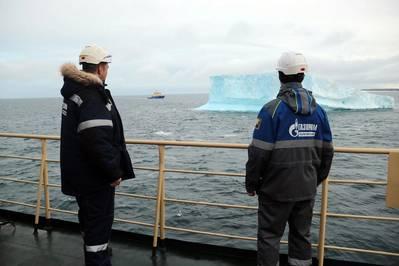 (照片:Gazprom)