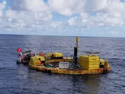 (Фото: Тихоокеанский морской энергетический центр)