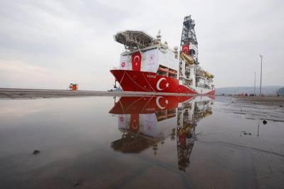 (Foto: Ministério da Energia e Recursos Naturais da Turquia)