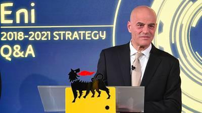 CEO de Eni Claudio Descalzi (Foto: Eni)