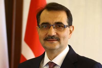 Fatih Donmez (Foto: Ministerium für Energie und natürliche Ressourcen der Türkei)