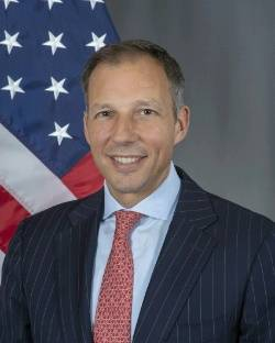 Frank Fannon、エネルギー資源局局(写真:米国国務省)