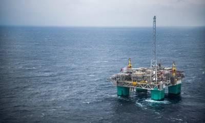 Gjøaプラットフォーム;クレジット:Neptune Energy