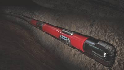 ICruise от компании Halliburton, работающий по принципу push-the-bit (Изображение: Halliburton)