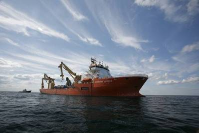 Normand Clipper(照片:Global Offshore)