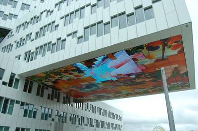 Pensando no Brasil: sede da Equinor em Oslo, Noruega (Foto: William Stoichevski)