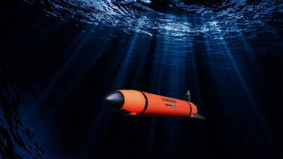 Riptide AUV (Кредит BAE Systems)
