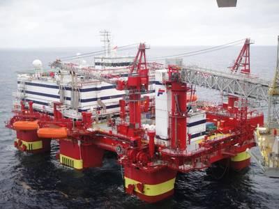 Η Semco Maritime επιλέχθηκε για να προετοιμάσει τη μονάδα καταδύσεων Floatel Victory για μια νέα αποστολή για την Maersk Oil στον τομέα του Ηνωμένου Βασιλείου. Φωτογραφία: Ευγένεια Semco Maritime