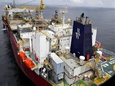Velocidade de desenvolvimento: um FPSO BW Offshore (Foto: BW Offshore)
