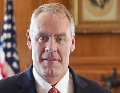 El secretario de Interior Ryan Zinke (Foto: Departamento de Interior de los Estados Unidos)