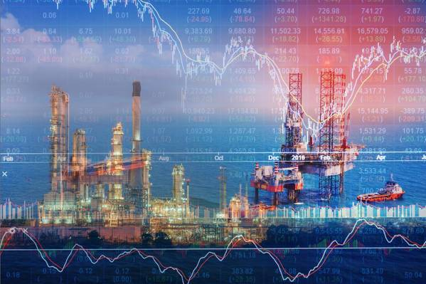 Oil prices down with worries over second COVID-19 wave