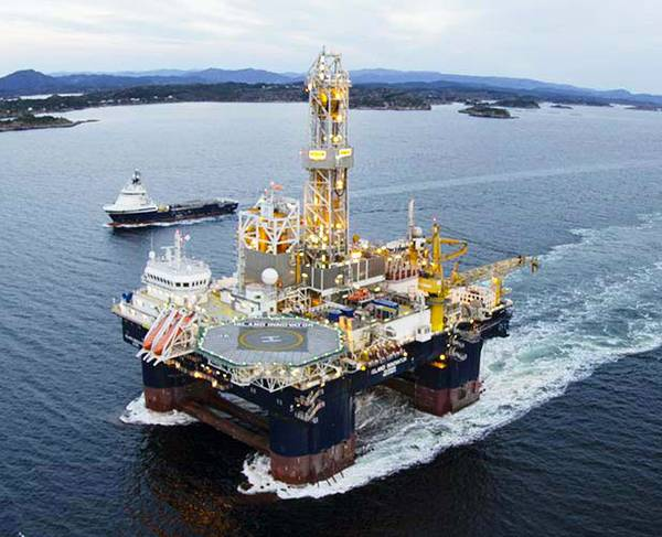 Well 6507/7-16 S was drilled by the Island Innovator (File photo: Island Drilling)