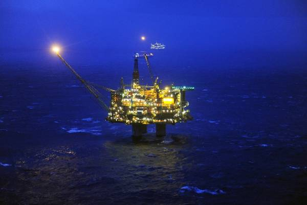 As part of the agreement, Ardyne will provide a range of services – including fishing operations – for wells linked to the Statfjord A platform in the Norwegian North Sea. (Photo: Harald Pettersen, Equinor)