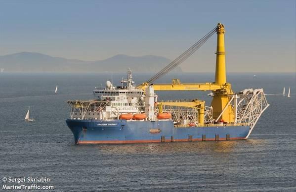 Akademik Cherskiy vessel / Image - Sergei Skriabin - AdobeStock