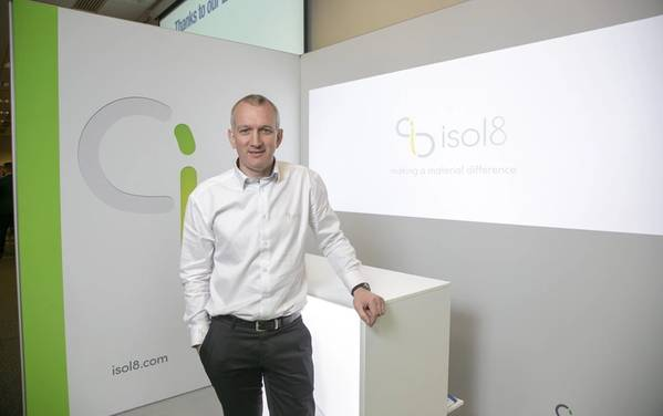 Andrew Louden, CEO of isol8.