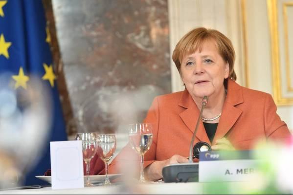 Angela Merkel - Image Credit: European People's Party/Flickr - (CC BY 2.0)