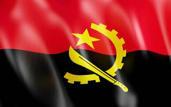 Angola flag / Image by Mego-studio - AdobeStock