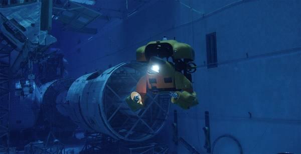Aquanaut (Photo: Houston Mechatronics)