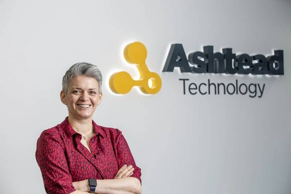 Ashtead Technology CFO  Ingrid Stewart