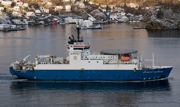 Atlantic Guardian - Credit: EMGS