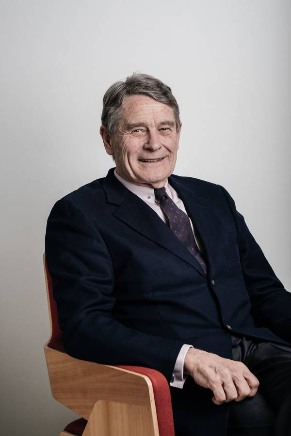 Baron Philippe Bodson (Photo: Exmar)