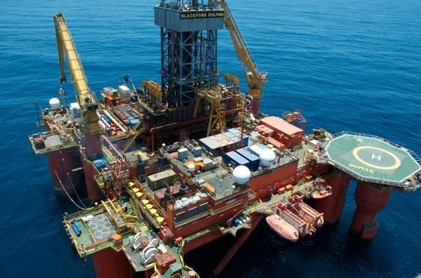 Blackford Dolphin - Credit: Dolphin Drilling