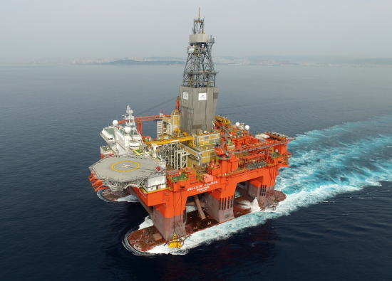 The West Bollsta rig (Photo: Northern Drilling)