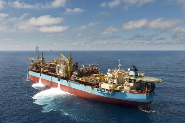FPSO Boom-time: the Peregrino FPSO (Photo: Oyvind Hagen, Equinor)