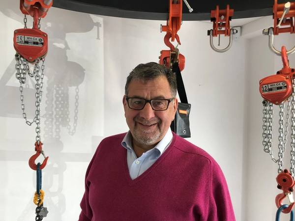 Ben Burgess, Director of William Hackett (Photo: William Hackett)