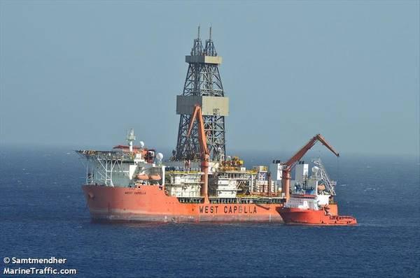 West Capella - Credit. Samtmendher/MarineTraffic,com