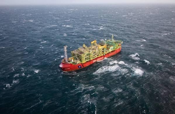 Catcher FPSO - Credit: Harbour Energy