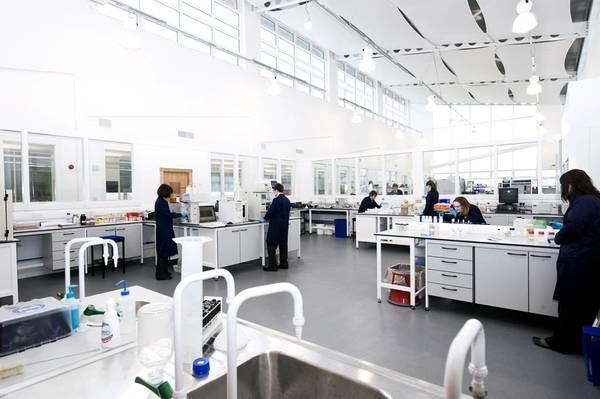 ChampionX's technology center in Aberdeen - Credit: ChampionX
