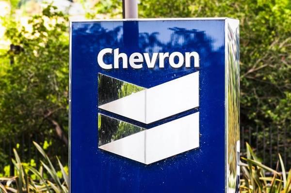 Chevron Logo - Image by Andrei - AdobeStock