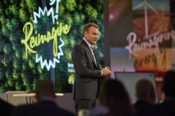 BP Chief Executive Bernard Looney / Photo Credit: BP
